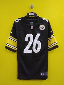 🏈 PITTSBURGH STEELERS # 26 LE'VEON BELL NIKE JERSEY MENS- M