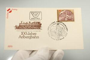 100 Ans Arlbergbahn - Autriche Chemin De Fer Vintage