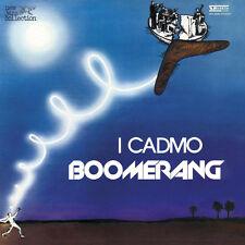 CADMO Boomerang CD italian prog
