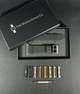 Apple-Watch-Connector-Spring-Bar-Adaptor-For-42-44mm-Watches-amp-22-24mm-Straps