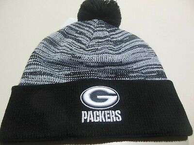47 Mens Brand Green Bay Packers Cuffed Knit Hat One Size Fits All