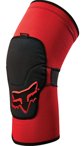 FOX RACING RED LAUNCH ENDURO MTB KNEE PADS GUARDS DOWNHILL TRAIL DH FR S M L XL