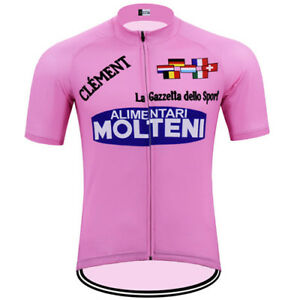 SCIC FIAT Cycling Jersey Shirt Retro Bike Ropa Ciclismo MTB Maillot
