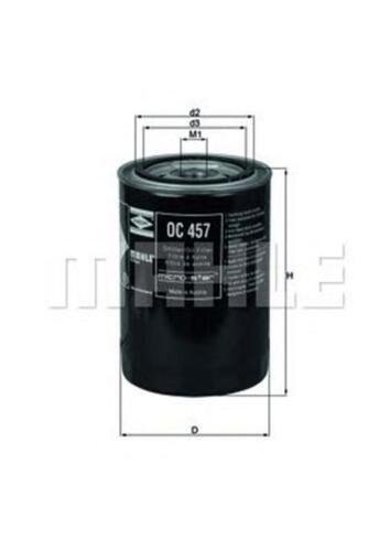 Mahle//Knecht filtro aceite audi a4 1.9 b5 VW Passat 1.9 3b