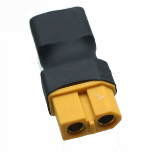 XT60 XT-60 female to T-Plug Female Adapter Deans Style No Wires Connector