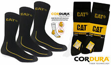 12 Paar CAT® CATERPILLAR ROBUST WORK Arbeitssocken Business Socken Strümpfe🧦