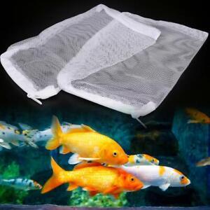 2PCS-Nylon-Mesh-Aquarium-Fish-Tank-Pond-Supplies-Media-Zip-Net-Bags