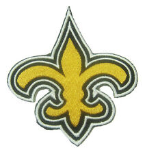 New NFL New Orleans Saints Football Logo embroidered iron-on patch. (i29)
