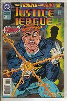 DC Comics Justice League America #83 December 1993 NM