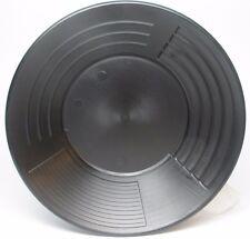 "10"" Black GOLD PAN  MARTIN Prospecting Mining Equipment Made In SC 5 star GPAA"