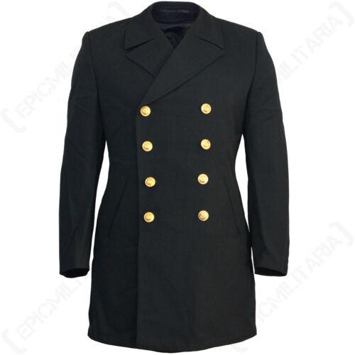 Coat Pea Marine Au Tartan Allemand Original L'hiver Veste Cours Doubl EqaBxtUwn