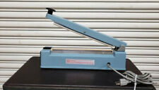 Aie 300 Impulse 12 Heat Sealer With Roll Of Poly Plastic Bags Tested Amp Working