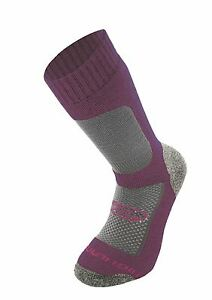 Highlander Ladies Trek Merino Wool Socks Everyday Walking Outdoors Military