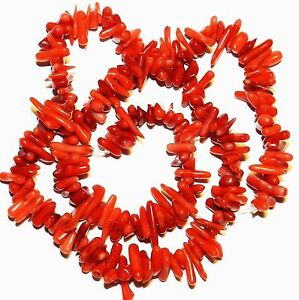 CRL128-Red-Bamboo-Coral-Cupolini-Small-5mm-15mm-Freeform-Branch-Beads-15-034