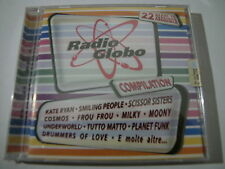 RADIO GLOBO COMPILATION NEW NUOVO SIGILLATO CD