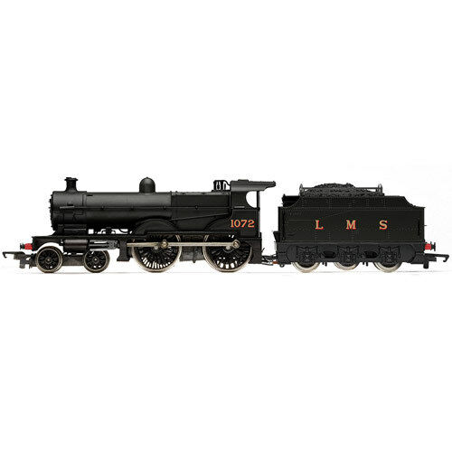 HORNBY Loco R3276 LMS Compound With Fowler Tender - Railroad
