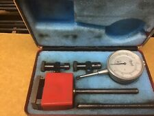 Central Tool Co 260 1 Travel Indicator With A Magnetic Base