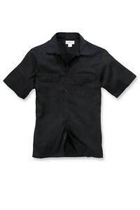 Carhartt-Twill-Short-Sleeve-Work-Shirt-Arbeitshemd-Herren-S223