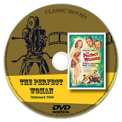 The Perfect Woman 1949 Patricia Roc Stanley Holloway Comedy