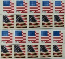 20 USPS Flag First Class Postage Forever Stamps, Stamp Design May Vary