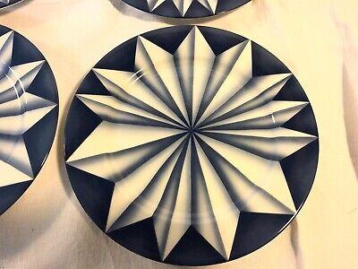 Origami by Emilio Bergamin 1x  Kuchenteller ca Taitú Taitu 19 cm TOP