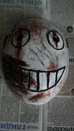 Legion Mask Dead by daylight mask Smile wearable halloween costum cosplay Killer