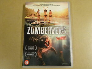 DVD / ZOMBEAVERS