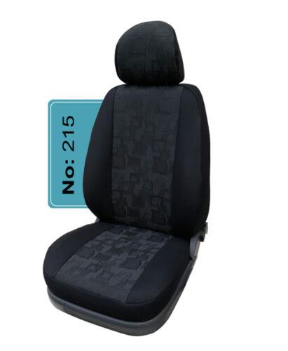 MAß Schonbezüge Sitzbezüge VW T4 MULTIVAN TRANSPORTER CARAVELLE  215