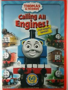 Thomas & Friends: Calling All Engines! DVD (2005)