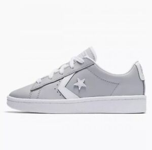 7698936f0f1d1f Image is loading Converse-PRO-LEATHER-76-OX-KIDS-SHOES-358089C