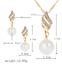 Women-Heart-Pendant-Choker-Chain-Crystal-Rhinestone-Necklace-Earring-Jewelry-Set thumbnail 30