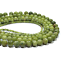 For-Bracelet-Jewelry-DIY-Natural-Green-Chinese-Jade-Stone-Loose-Beads-4-6-8-10mm thumbnail 3