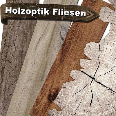 Holzoptik Fliesen Musterfliesen 3 Farben Starwood 15,5x62 Feinsteinzeug Holz