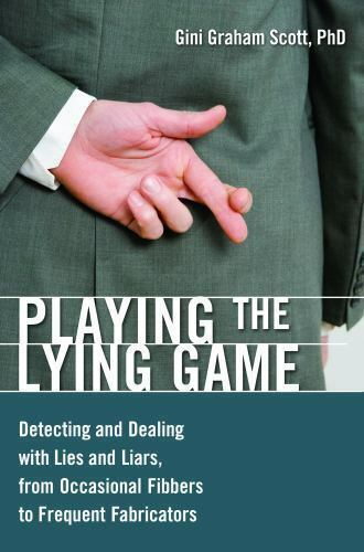 Playing The Lying Game: Detecting A (UK IMPORT) BOOK NEW