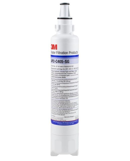 3M / Cuno FC02/AP2-C405-SG Lincat Filtro de Agua Compatible 0.5 Micra
