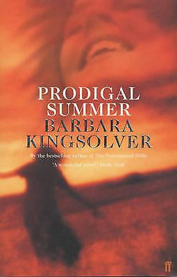 1 of 1 - Prodigal Summer by Barbara Kingsolver - Medium Paperback - 20% Bulk Discount