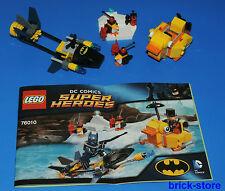 LEGO® Super Heroes 76010 / Batmans Scuba-Flitzer und Entenboot des Pinguins