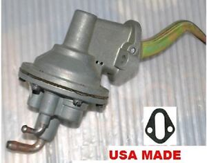 fuel pump pontiac 1969 1970 1971 1972 350 400 428 455 1969 firebrd rh ebay com pontiac 400 fuel pump block off plate pontiac 400 fuel pump to carb fuel line