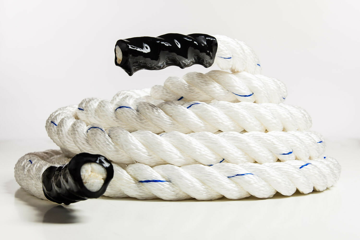 White Battle Crossfit  Training Undulation Fitness Rope (2 in x 16.5-100 ft)  get the latest
