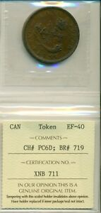 ICCS-1857-Bank-of-Upper-Canada-Token-One-Penny-EF-40-CH-PC6D-BR-719-XNB-711