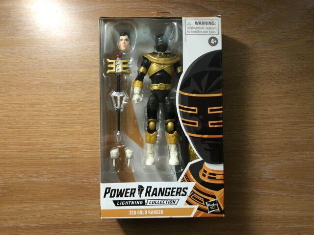 Power Rangers Lightning Collection Zeo Gold Ranger 6-Inch