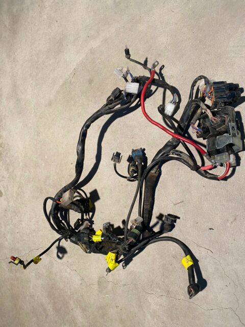 Gasgas Fse 450 Wiring Harness
