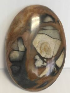 Details about Utah Picasso Marble Stone Cabochon