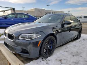 2016 BMW M5 Premium