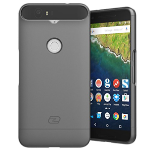 competitive price 23b86 b00e1 Details about Nexus 6P Case,Ultra Thin (SlimShield) Full Coverage, Hybrid  Tough Shell