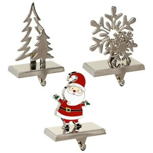New-Style-Home-Christmas-Decoration-Metal-Stocking-Holder-Perfect-for-kids-Room