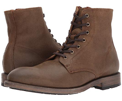 da896601246 New in Box FRYE Men's Bowery Lace Up Combat Boot Chestnut Size 9 M MSRP $  358 | eBay