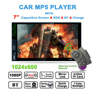 7-034-Car-Stereo-Radio-MP5-Player-2-DIN-Touch-Screen-FM-USB-Bluetooth-Receiver-9901
