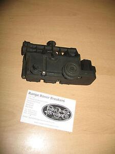 Range rover l322 air suspension valve block