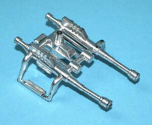 TRANSFORMERS-GO-BOTS-ROBO-MACHINE-ORIGINAL-SPARE-PART-BARON-VON-JOY-PORSCHE-GUN